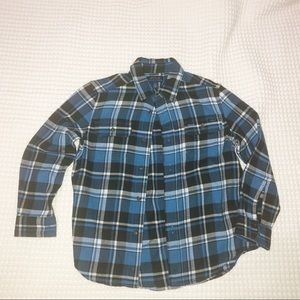 Polo Ralph Lauren plaid two pocket long sleeve